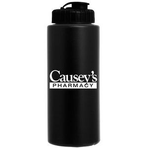 32 Oz. Sport Bottle w/ Flip Top Lid